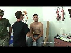 Medical Examination For Slim Guy