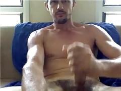 Hot Str8 Aussie cums on cam #26