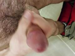 Jerk and cum