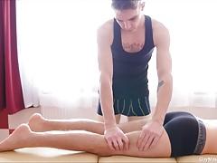 Gay Blowjob Sensual Massage