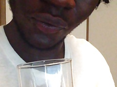My spit video 8 Showing my dick off.
