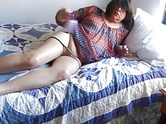 Panty Hose Orgasm