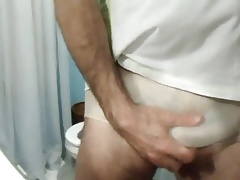 VF nylon panties