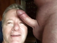 Neal Blosmen Gay Cum Facial Compilation, 50 Load!