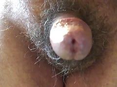 Cum and milking it