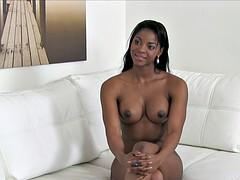 Amateur, Negro, Ébano, Penetracion con dedos, Interracial, Lesbiana