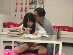 Doigter, Japonaise, Adolescente