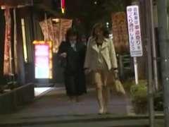 Japanese Parents shopping