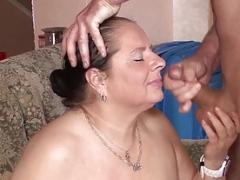 Brunette brune, Plantureuse, Allemand, Hard, Hd, Mature, Mère que j'aimerais baiser