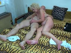 These old sluts are open for some hot lesbian toying