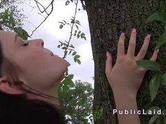 Любители, Европейки, На природе, На публике, Молоденькие