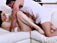 horny tina kay gets dicked