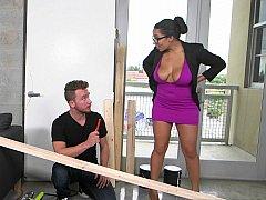 Handyman gets a handy