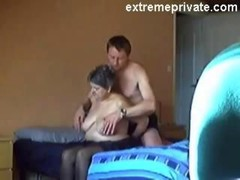 We dont need to worry about my 52 full years real bbw widow mom. She enjoys herself very well. My spy movie. Nice view on her saggy huge tits.