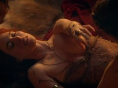 Spartacus: Lucy Lawless & Jaime Murray 02