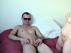 un joli couple devant la camera de Syrial pour stephaneprodx