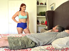 Edyn Blair Gets Fucked By Big Black Cock While Hubby Watches