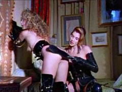 Fetisch, Lesbisch, Lingerie, Erotischer film