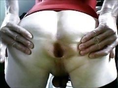 My ass taking a pounding