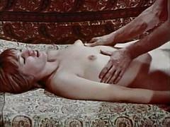 Behaart, Massage, Nippel, Erotischer film, Vintage