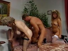 That horny grandma - compilation