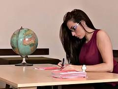 Collège université, Lesbienne, Adolescente, Plan cul à trois, Jouets