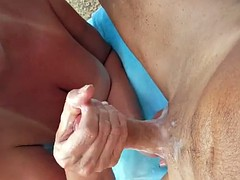 Sucked by the swimming pool