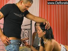 Bigsy and Lora in an awesome threesome