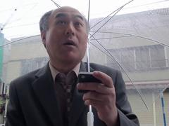 Old Guy Stops Time and Fucks Frozen Women in Spa -Uncensored JAV-