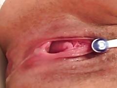 Masturbation, Orgasme, Gicler