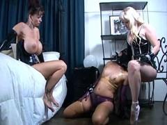 Summer Cummings BDSM Bondage Latex Mistress