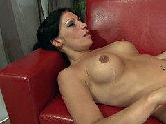 Casting gorgeous french milf hard analyzed and fist fucked