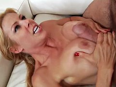 Horny big tit milf Alexis Fawx gets fucked by Manuel Ferrara