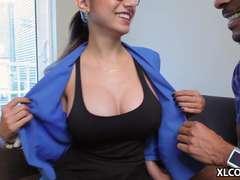 Mia Khalifa Interracial