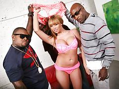 Busty BBC Slut Maya Hills Loves Anal