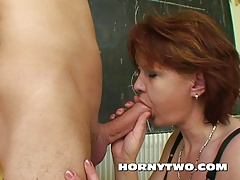 Big cock for redhead mature fuckhole need suck hard cock for