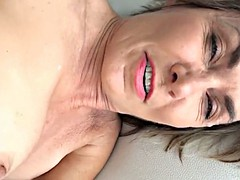 Hot milf and her younger lover 710