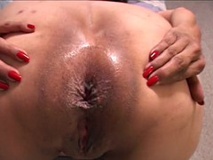 Anal, Belle grosse femme bgf, Gros seins, Mamie, Mature, Mexicainne