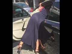 Turkish Gilf Vpl getting off-getting off Best Gilf Candid