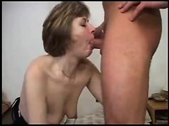 naughty-hotties net - Sexy-mature-slut-sucks-and-rides