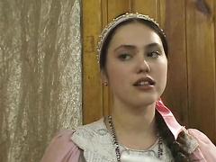 Galina and valeria russian teens