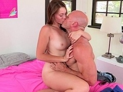 Shae's mom left her at home... to have some sex