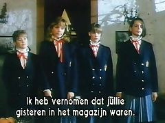 Princess Academy 1987 - itching powder masturbation