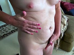 USAwives Hot mature lady Lisal stripping down