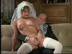 Hot Bride German Retro Video