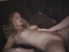 Blonde, Éjaculation interne, Femelle, Timide, Echangistes, Nénés, Épouse