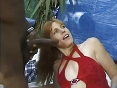 Redhead Soccer mom Double ripping (Sid69)