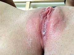 Creamy Pulsating Orgasm