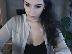 Américain, Brunette brune, Hd, Softcore, Webcam