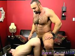 Hairy coach movies and sugar gay daddy twink porn The desperate lil lad gets on his